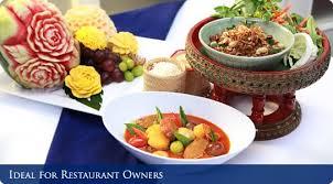 ideal cuisine หล กส ตรว ชาการคร วไทย professional cuisine cordon bleu