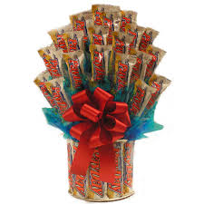 candy bar bouquet all payday candy bouquet for students free ship