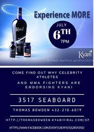 Kyani Business Cards Flyers For Kyani Information Flyers Www Gooflyers Com