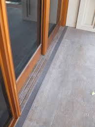 Patio Sliding Door Track Timber Stacking Doors Tracks Search Outdoors