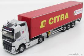 volvo 2011 truck eligor 115788 scale 1 43 volvo fh4 500 truck transports citra