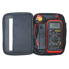 esi 585k deluxe automotive multimeter w inductive rpm