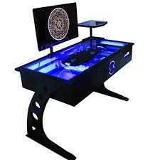 bureau ordinateur intégré une pièce boîtier de l ordinateur de bureau d ordinateur de la