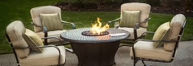 Firepit Chairs Outdoor Backyard Gas Pits Pit Tables Chairs