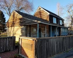 log house own america u0027s oldest surviving log cabin for 2 9 million 6sqft