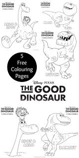 spot the good dinosaur coloring pages get coloring pages