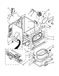 100 kenmore dryer service manual kenmore 75132 7 0 cu ft