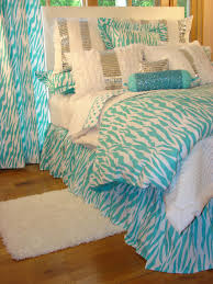 Teen Floral Bedding Turquoise Bedding For Teens Tween Teen Bedding Turquoise Zebra