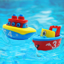 fun bath toys for boys and girls magnet boat set for toddlers