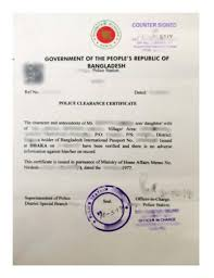clearance certificate sample steps to get police clearance or non criminal certificate in