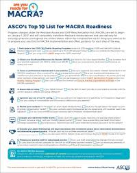 how asco is preparing members for macra the asco post