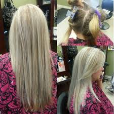 hair platinum highlights before and after platinum highlights and subtle lowlights