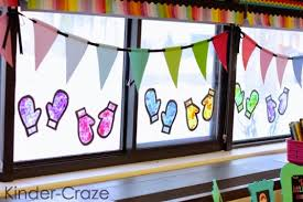 Decoration For Window Stained Glass Mitten Window Decor Tutorial
