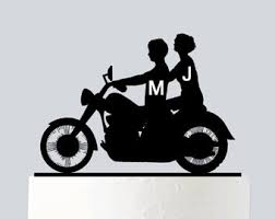 motorcycle topper etsy