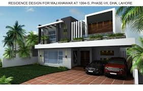 1 kanal house at dha phase 7 lahore by core consultant 450 sqm