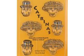sugar skull molds catrina and catrin sugar skull and chocolate mold