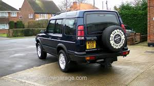 2000 land rover mpg land rover discovery 4 0 v8 auto es 7 seater for sale youtube
