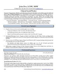 Lcsw Resume Sample by Social Service Resume Writing Service Ihiresocialservices