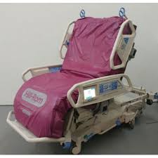 patient ready hill rom total care sport spo2rt hospital bed air