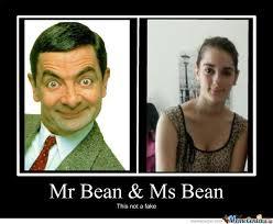 Meme Bean - mr bean ms bean by ipwned meme center