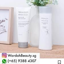 Wardah Okt wardah white secret series wash 7 wardah health