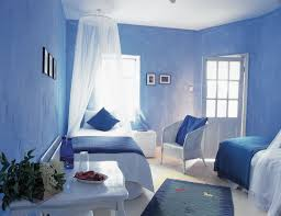 blue bedroom wall ceiling paint colors decoration ideas room