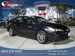 toyota products and prices used toyota camry at auction direct usa