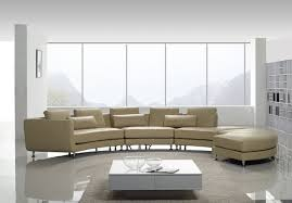 tosh furniture contemporary ultra modern sectional sofa in light