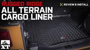 Rugged Terrain Ta Review Jeep Wrangler Rugged Ridge All Terrain Cargo Liner 2011 2017 Jk