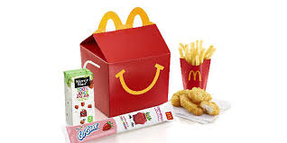 how mcdonald s happy meals are changing by reducing sugar