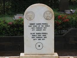 Robert Baden Powell File Baden Powell Grave2 Jpg Wikimedia Commons