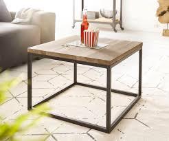 Wohnzimmertisch H E 60 Cm Möbel Massiv Sheesham Holz Zeitlos Schön
