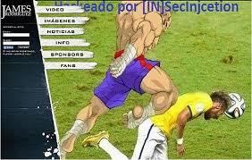 Trolled Meme - neymar trolled over injury with cruel meme on james rodriguez