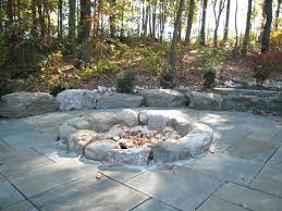 Terra Cotta Fire Pit Home Depot by Articles With Fire Pit Rock Ideas Tag Surprising Fire Pit Rock