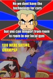Professor Oak Meme - pokémemes grs pokemon memes pokémon pokémon go cheezburger