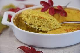 cuisiner le curcuma gratin de pâtisson au cumin curcuma et coco