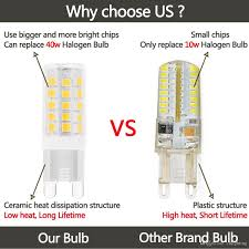 240 Volt Led Light Bulbs by G9 Led Light Bulb U2013 Urbia Me