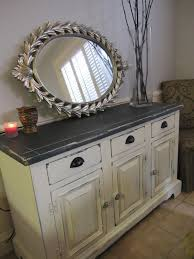 kitchen buffet hutch furniture best 25 refinished buffet ideas on painted buffet
