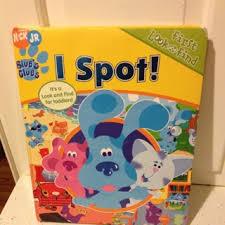 free nick jr spot blues clues children u0027s
