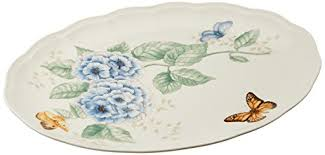 lenox butterfly meadow 16 inch platter lenox