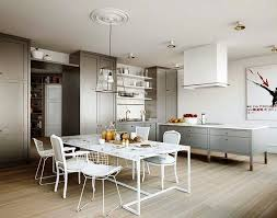 Swedish Kitchen Design 25 Best Scandinavian Kitchens With Peninsulas Ideas On Pinterest