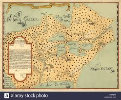 A Map Of France by 1674 Map Of North American By Louis Joliet Show The New