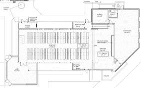 Church Fellowship Hall Floor Plans Master Plan 2014 Escalon Presbyterian Church