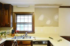 how to demo kitchen cabinets removing some kitchen cabinets rehanging one young house love