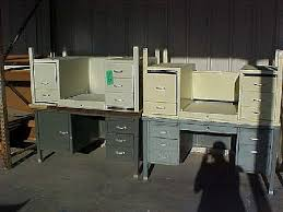 Metal Office Desks Metal Desks Government Auctions Governmentauctions Org R