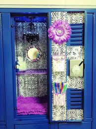 Ideas For Decorating Lockers The Good Ways Of Making Locker Decorations The Latest