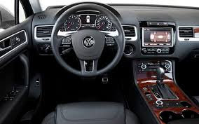 volkswagen touareg interior 2015 2012 volkswagen touareg information and photos zombiedrive