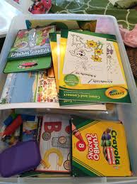 organizing kids art and craft supplies