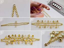 diy jewelry bracelet images 36 fun diy jewelry ideas jpg