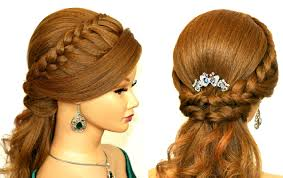 long hair style pics easy prom hairstyle for medium long hair youtube